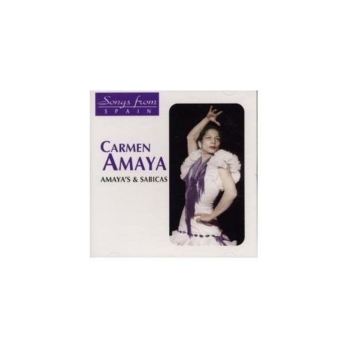 ESPAGNE / Carmen AMAYA  / La unica