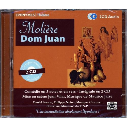 MOLIÈRE / DOM JUAN