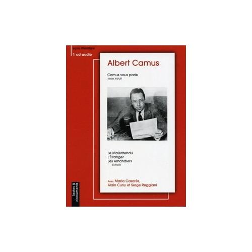 Albert CAMUS / LE MALENTENDU...