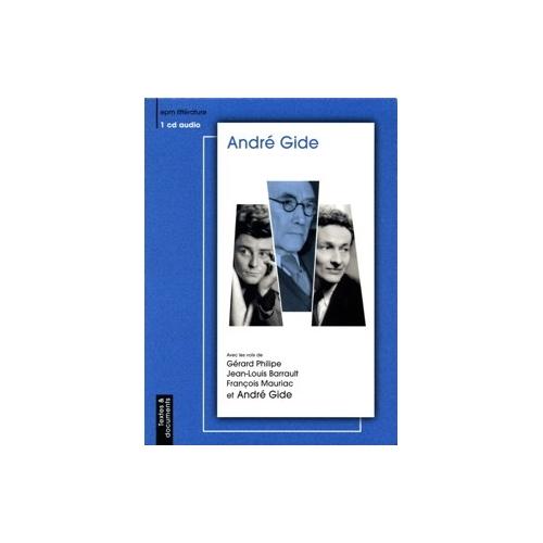 André GIDE / LES NOURRITURES TERRESTRES