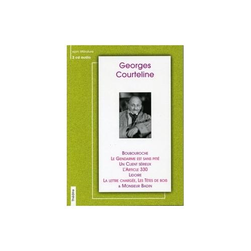 Georges COURTELINE BOUBOUROCHE...