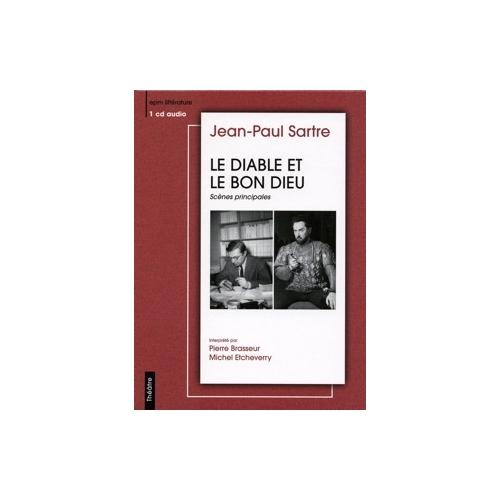 Jean-Paul SARTRE / LE DIABLE ET LE BON DIEU