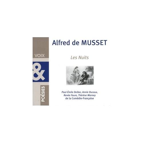 Alfred de MUSSET / LES NUITS
