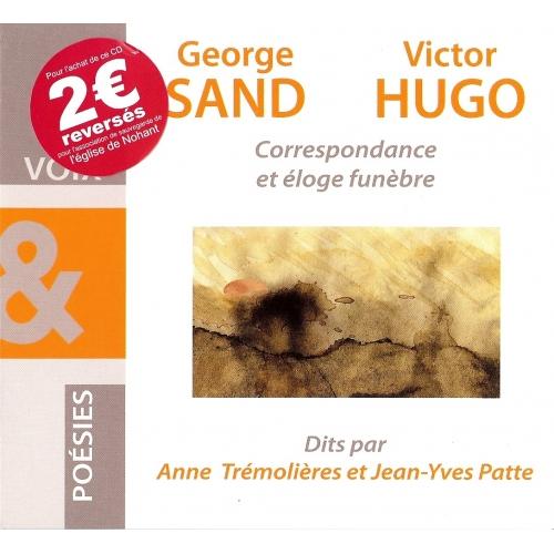 George SAND / Victor HUGO