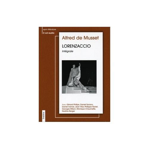 Alfred de MUSSET / LORENZACCIO