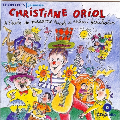 Christiane ORIOL À L'ÉCOLE