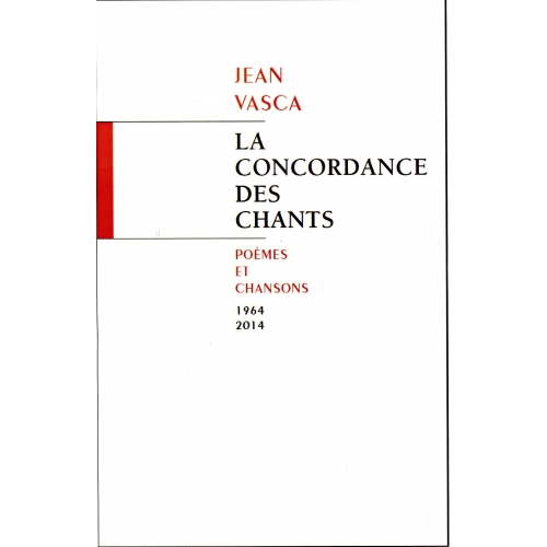 Jean VASCA : POÈMES & CHANSONS