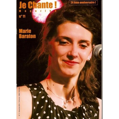 Marie BARATON / Je Chante