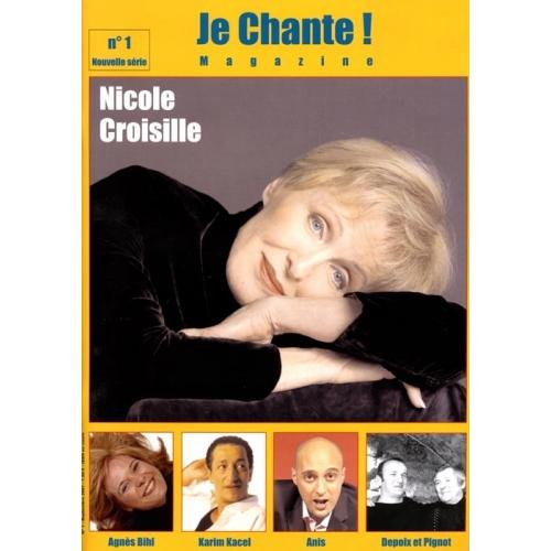 Nicole CROISILLE / Je Chante