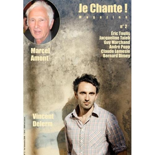 Vincent DELERM ! / Je Chante