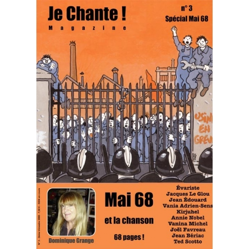 MAI 68 / Je Chante
