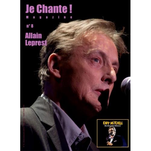 Allain LEPREST / Je Chante