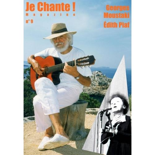 Georges MOUSTAKI / Je Chante