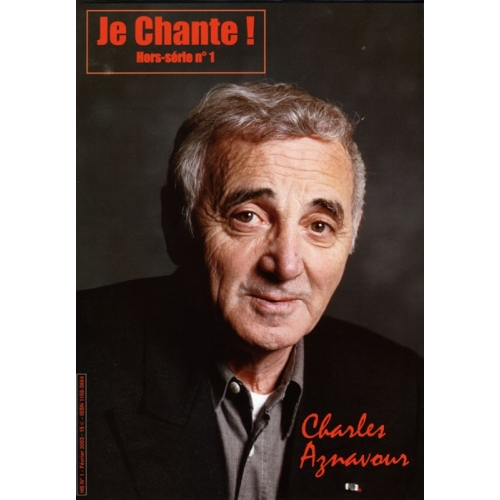 Charles AZNAVOUR / Je Chante