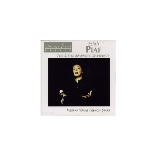 Édith PIAF L'accordéoniste