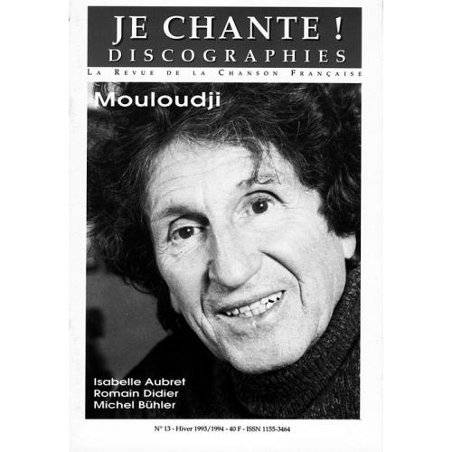 MOULOUDJI / Je Chante