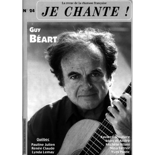 Guy BÉART / Je Chante