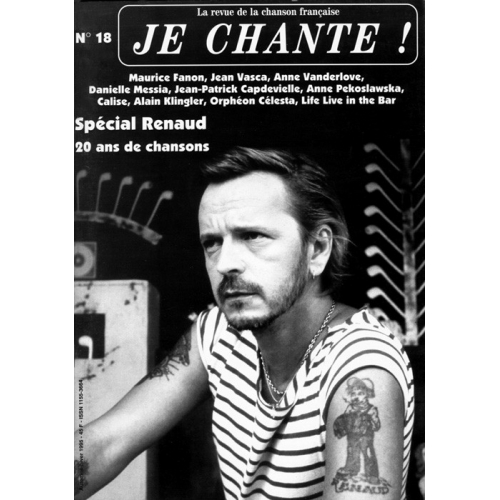 RENAUD / Je Chante